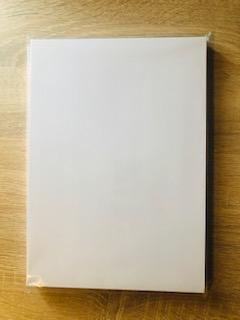 sublimačný papier premium rozmer a3 a4