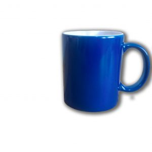 magický hrnček modrý