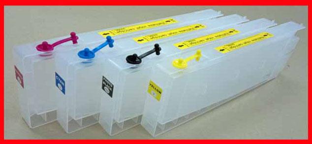 Doplniteľné kazety Epson PRO 7800/9800 LARGE Capacity 300ml